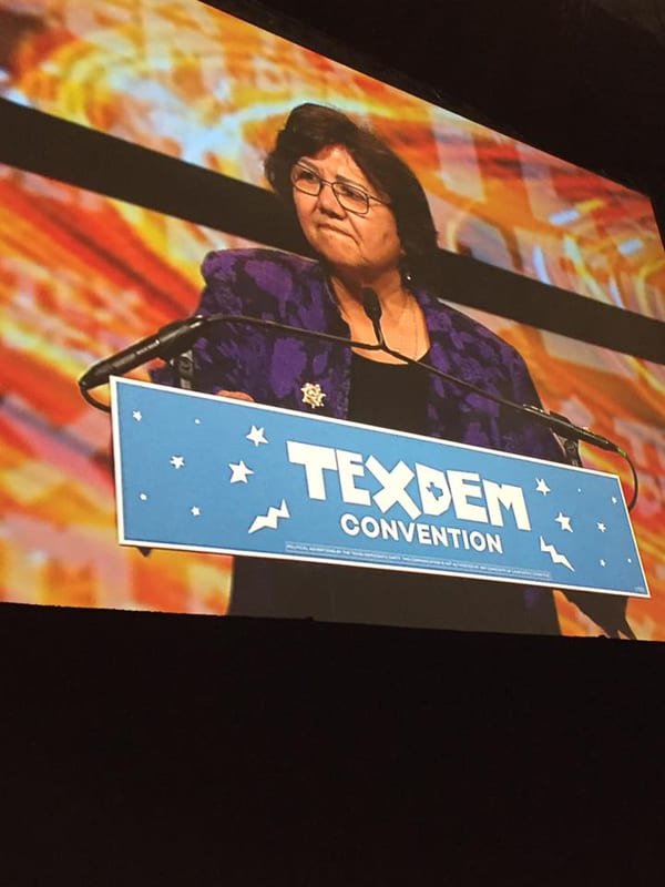 Sheriff Lupe Valdez to address convention on Thursday