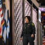 Sheriff Lupe Valdez (Michael Key/Washington Blade)