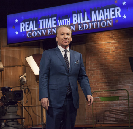 WATCH: 'Real Time with Bill Maher' at the Dems
