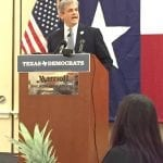 Austin Mayor Steve Adler said if Trump wins, he will need to build a beautiful wall around the city to keep it weird. He will make Round Rock pay for it. Photo courtesy of Barbara Rosenberg.