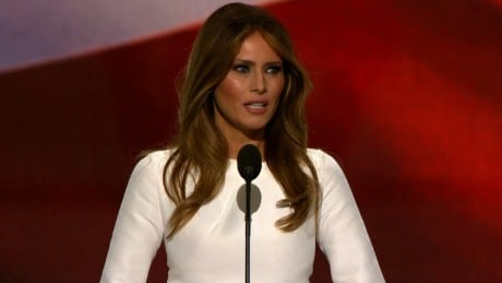 What's your favorite Melania Trump quote?