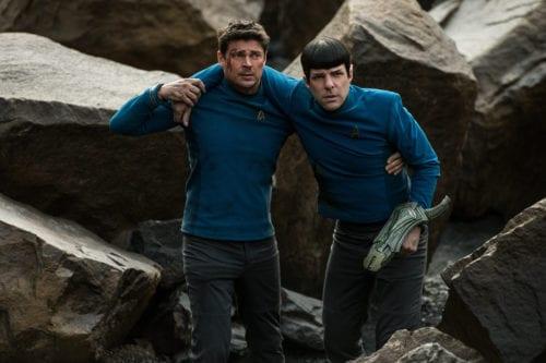 REVIEWS: 'AbFab,' 'Star Trek Beyond'