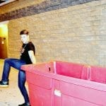 The-Block-taking-out-the-trash-