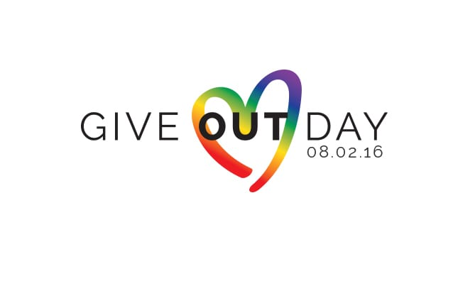 Tuesday is Give OUT Day