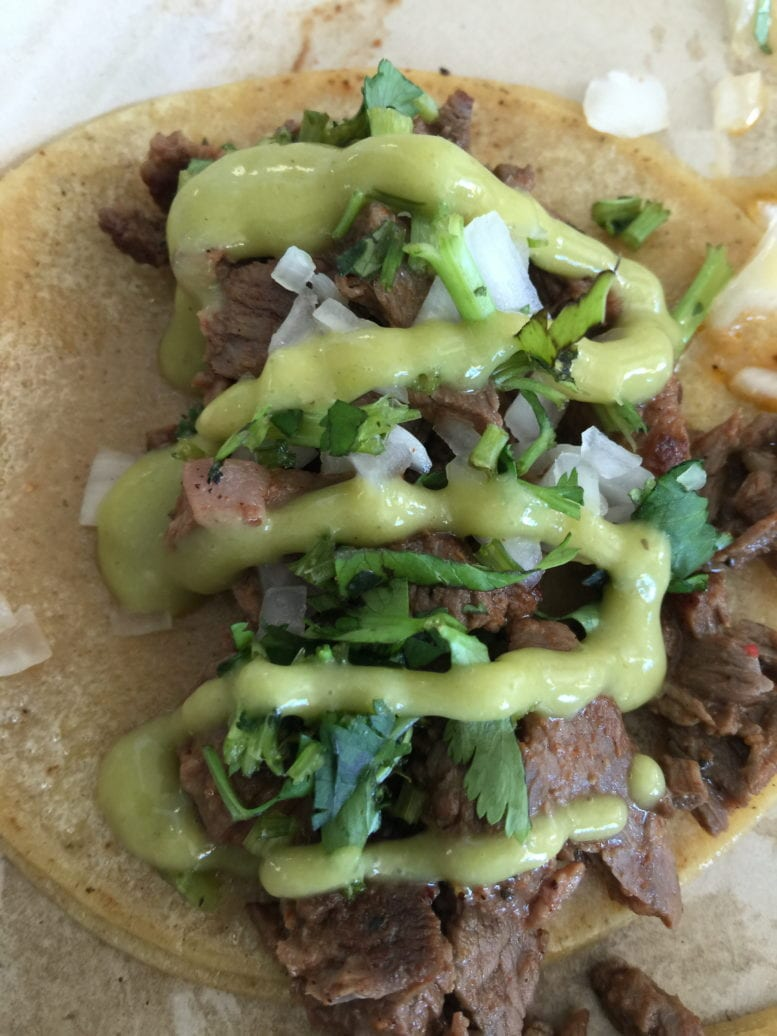 If you read Dallas Voice's food section, you'd have known the best taqueria in town months ago
