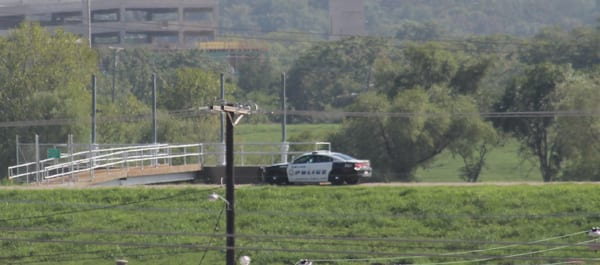 BREAKING: Police recovering body that washed down Turtle Creek in July