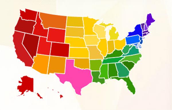 Texas schools on Campus Pride's 'Shame List'
