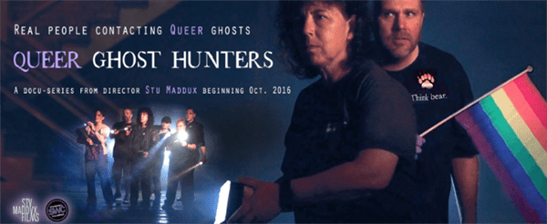 New 'Queer Ghost Hunters' web series launching