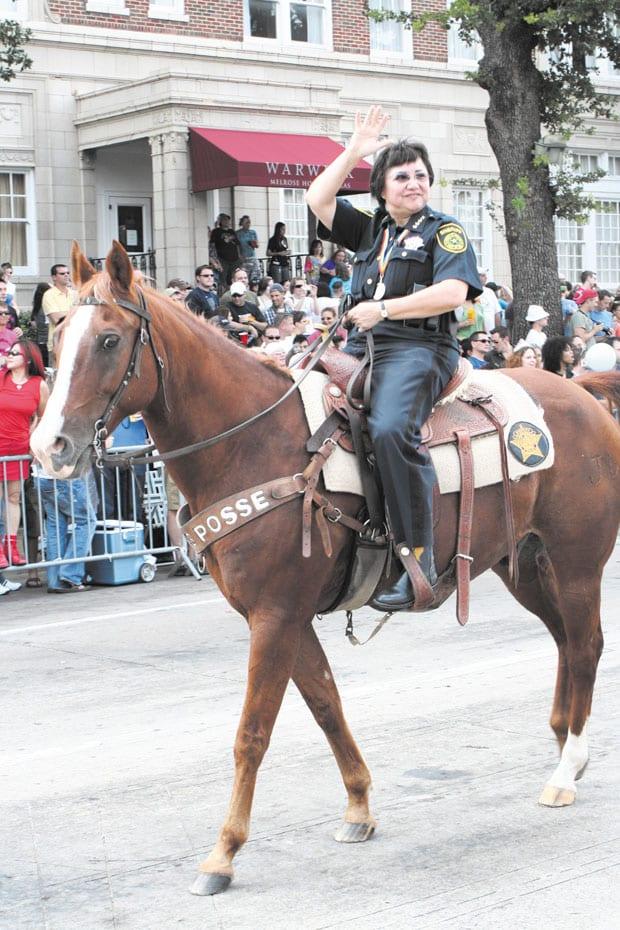 Valdez-on-horseback
