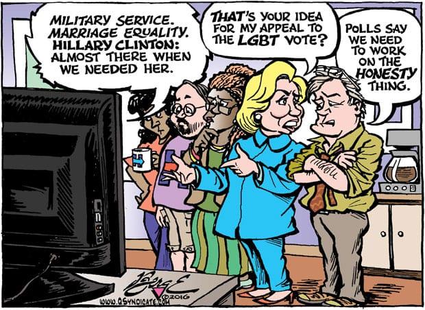 Editorial Cartoon • 09-02-16