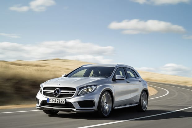 GLA45? More like GLAM