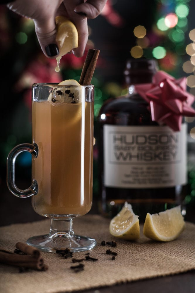 Cocktail Friday: Happy Bourbon Month!