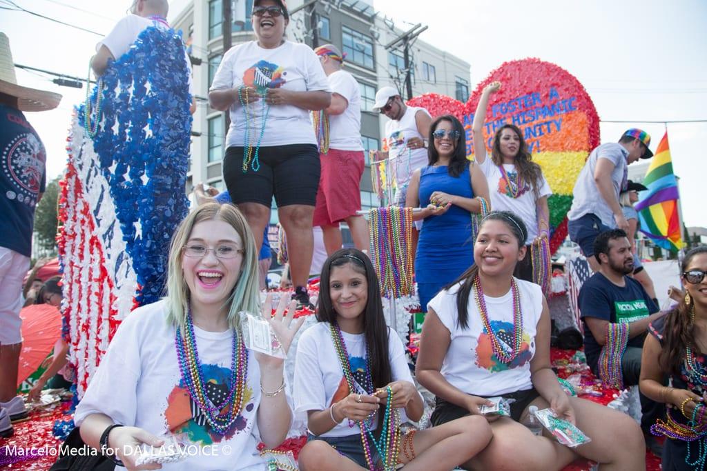 MARCELO MEDIA PHOTOS: 2016 Alan Ross Texas Freedom Parade (#4)