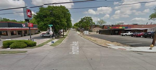 Murder on Maple Avenue near Kaliente