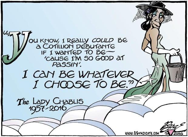 Editorial Cartoon • 09-16-16