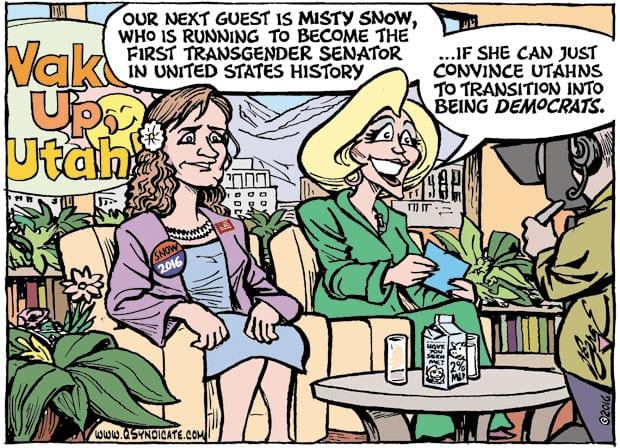 Editorial Cartoon • 09-09-16
