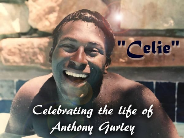 Celebration of Life set for Anthony 'Celie' Gurley
