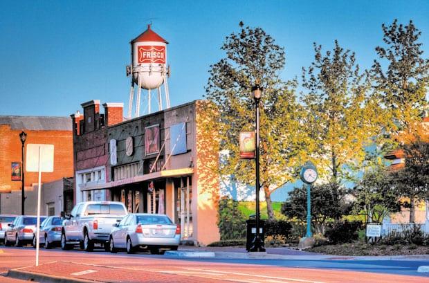 DFW Metroplex cities top several 'best of' lists