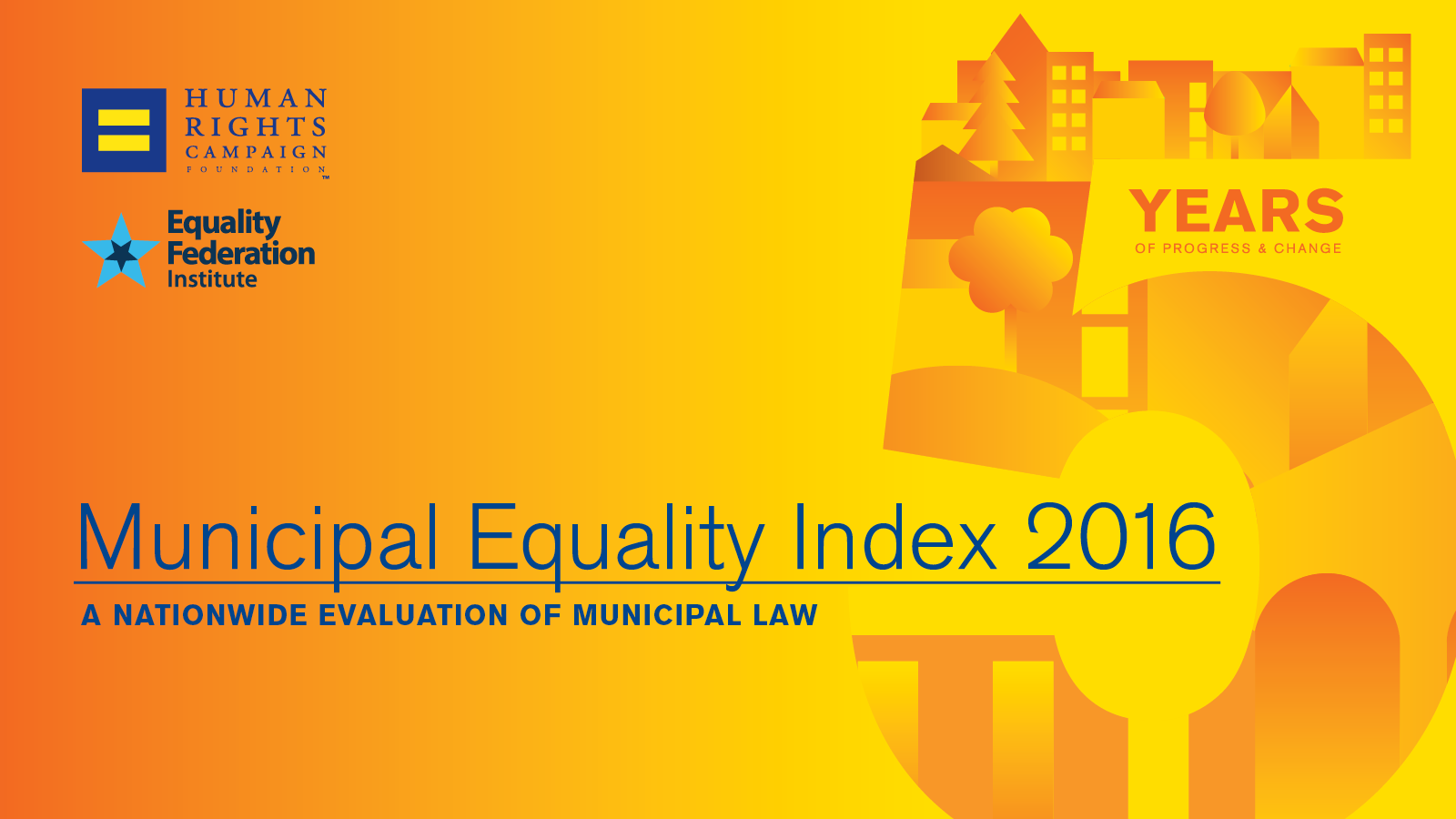 Dallas and Fort Worth receive 100 on Municipal Equality Index