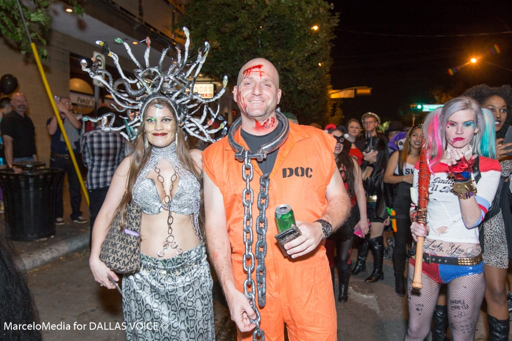 PHOTOS: The Halloween Block Party, Part 1