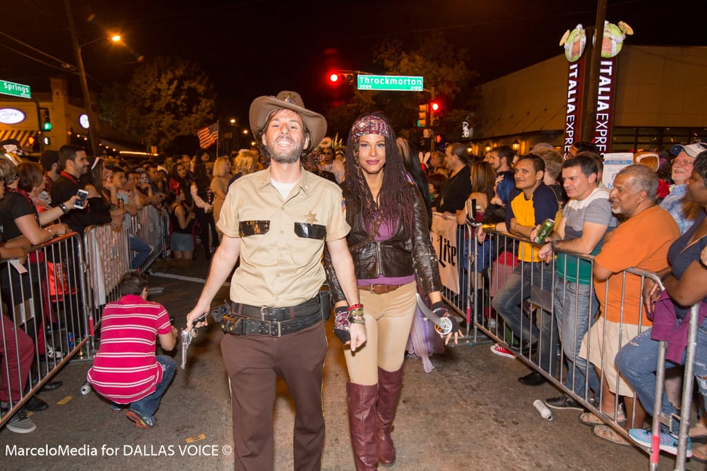 PHOTOS: The Halloween Block Party, Part 4