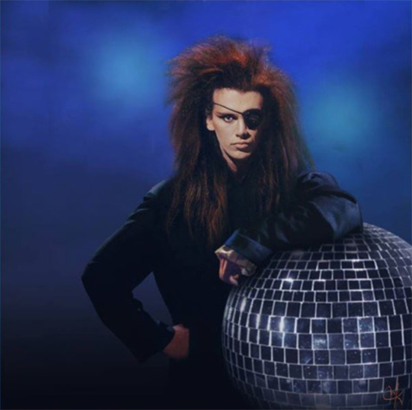 Pete Burns of Dead or Alive has died