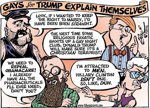 Editorial Cartoon • 10-21-16