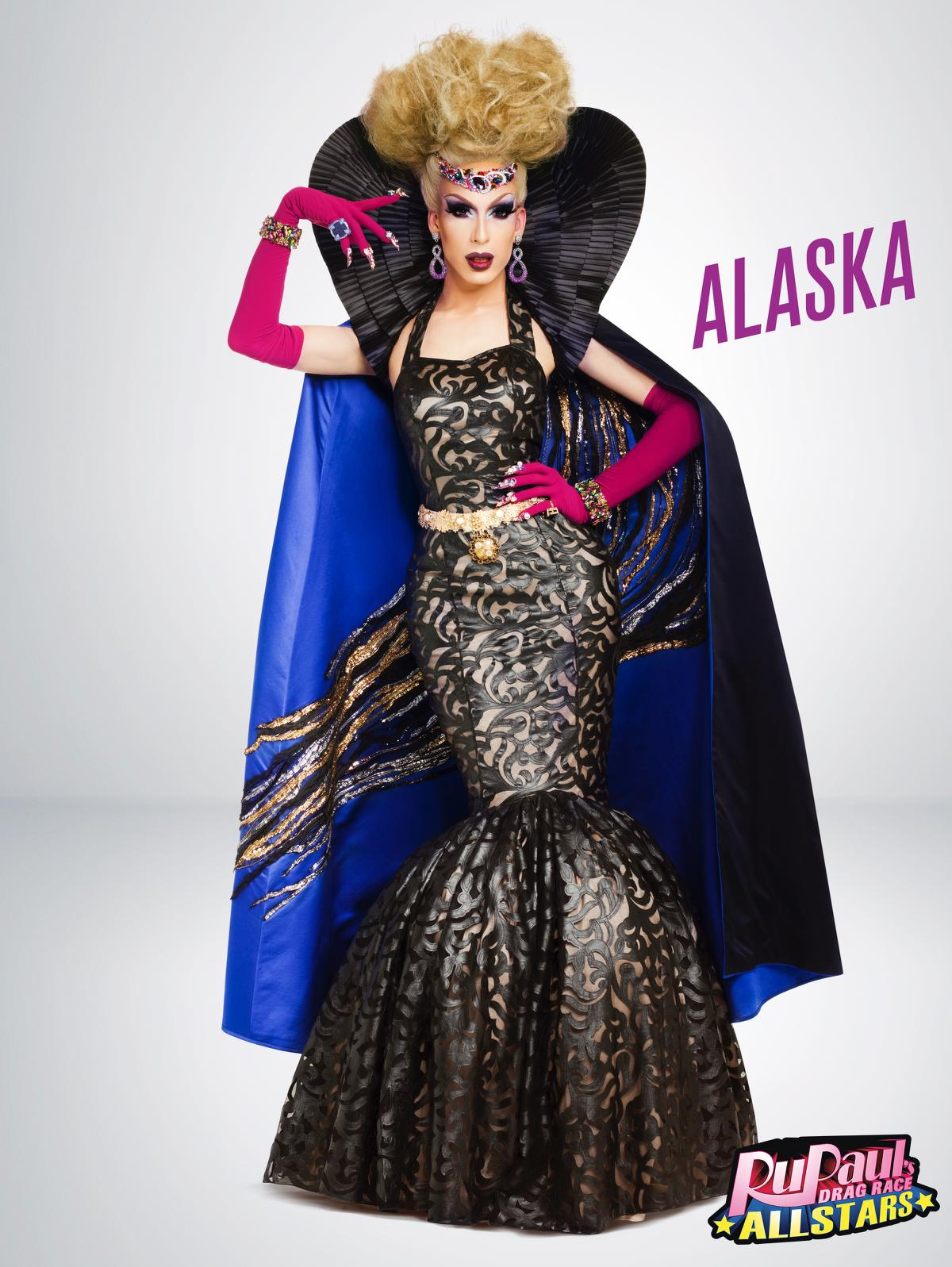 And the winner of 'RuPaul's Drag Race All Stars' is …
