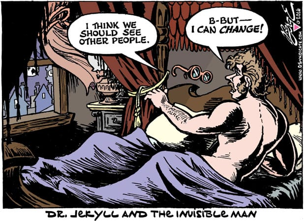 Editorial Cartoon • 10-28-16