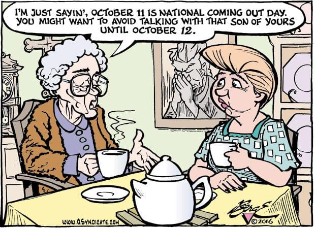 Editorial Cartoon • 10-07-16