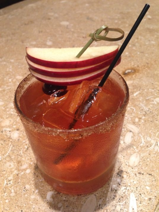 Cocktail Friday: In time for Thanksgiving, the Mayflower