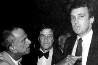 Roy Cohn, 'Angels in America' and Trump