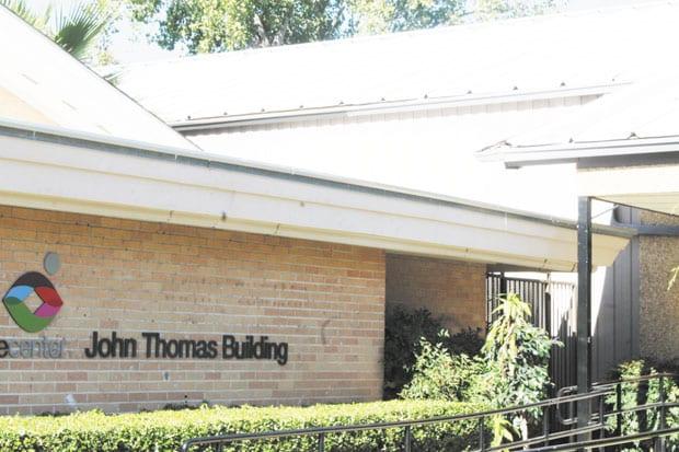 Resource Center dedicates health campus