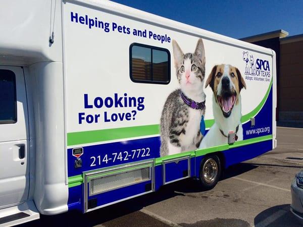 GLFD needs volunteers for SPCA event