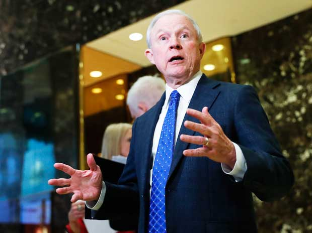 Sessions: Abortion rights, marriage equality are settled law