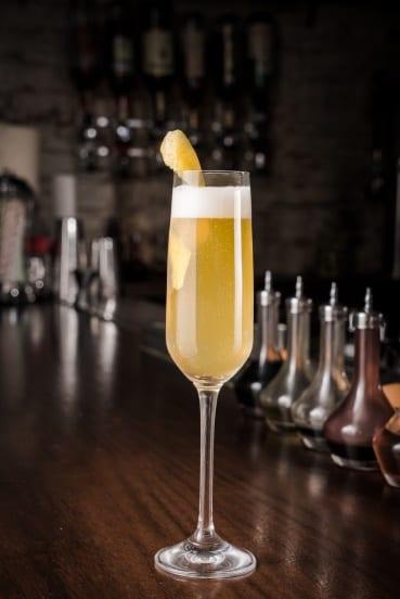 Cocktail Friday: Sparkle, Neely, sparkle!