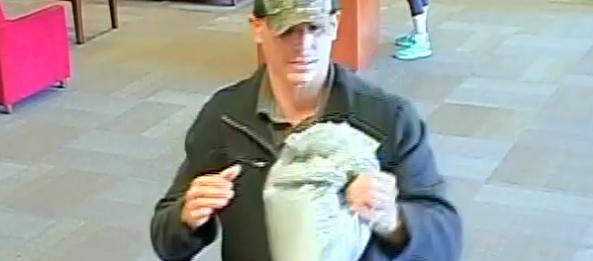 BofA on Cedar Springs robbed
