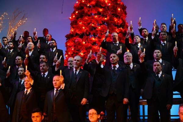 From tears to laughter, the Turtle Creek Chorale delivers holiday delight