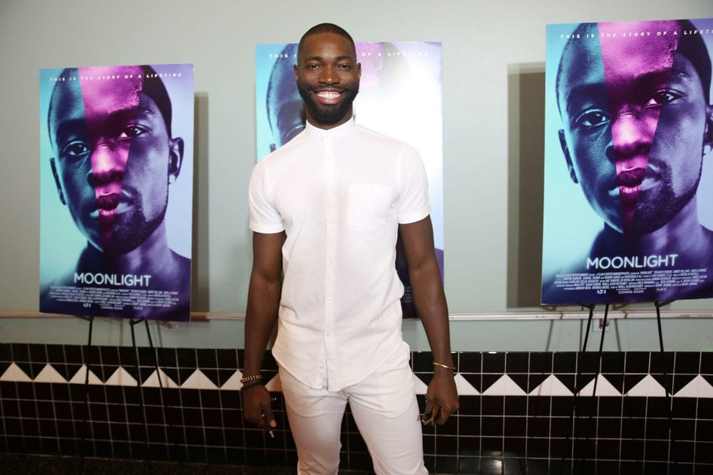 The man behind 'Moonlight,' playwright and MacArthur Fellow Tarell McCraney