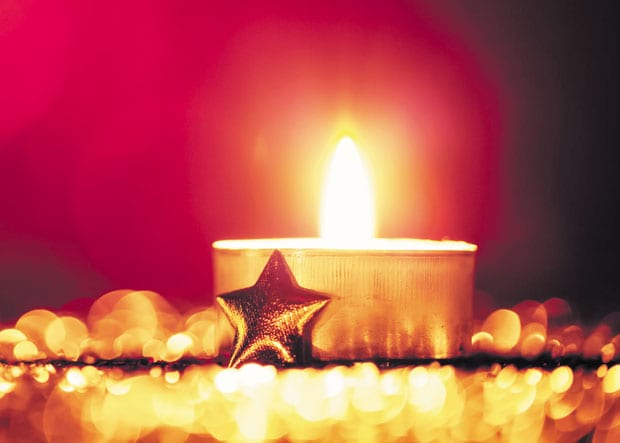 event-christmas-candle