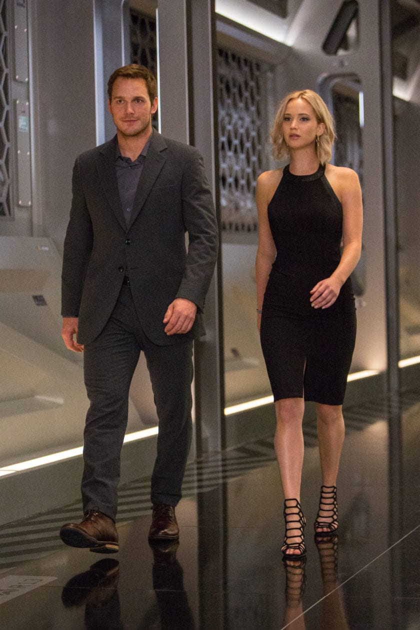 Chris Pratt and Jennifer Lawrence — the gay interview