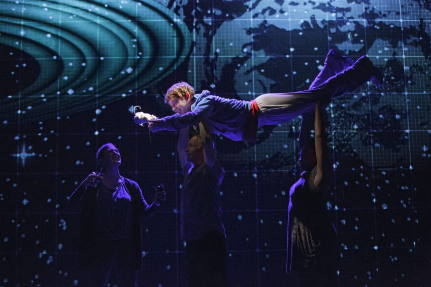 The 'Curious Incident' of movement choreographer Steven Hoggett's career