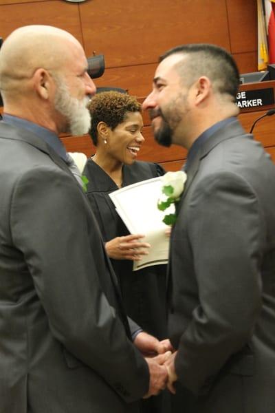Major and Beau finally get married