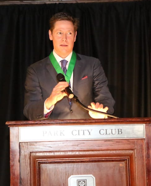 Dr. John Carlo elected president of Dallas County Medical Society
