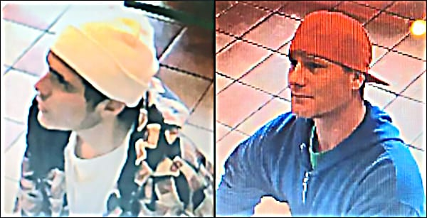 Police seek suspects in Pizza Patron robbery