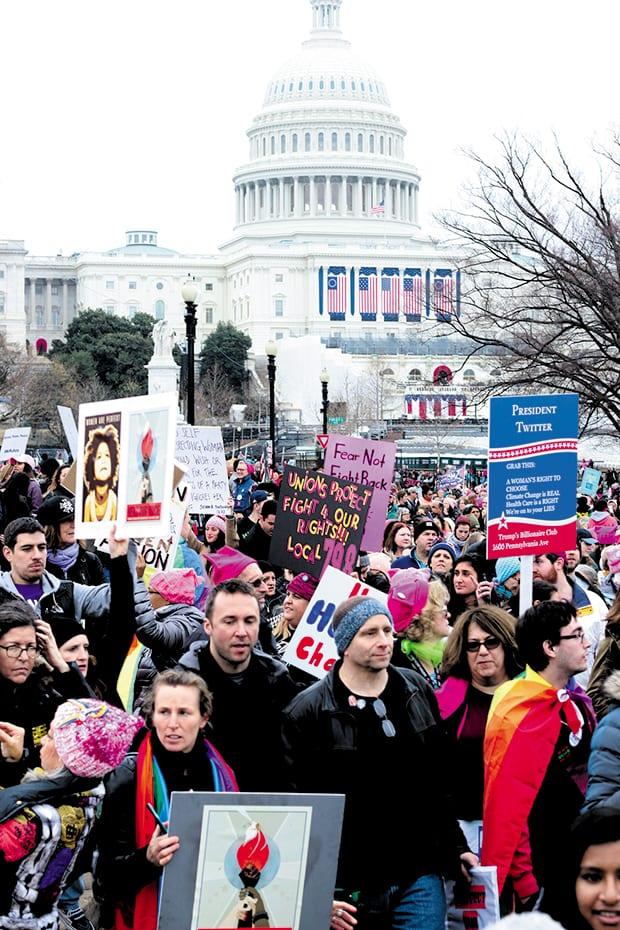 Washington-March