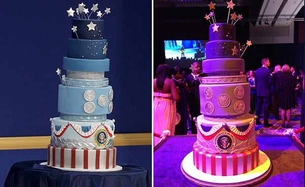 Cakegate 2017: Baker admits she replicated 2013 Obama cake at 'client's' request, then donated the profit to HRC