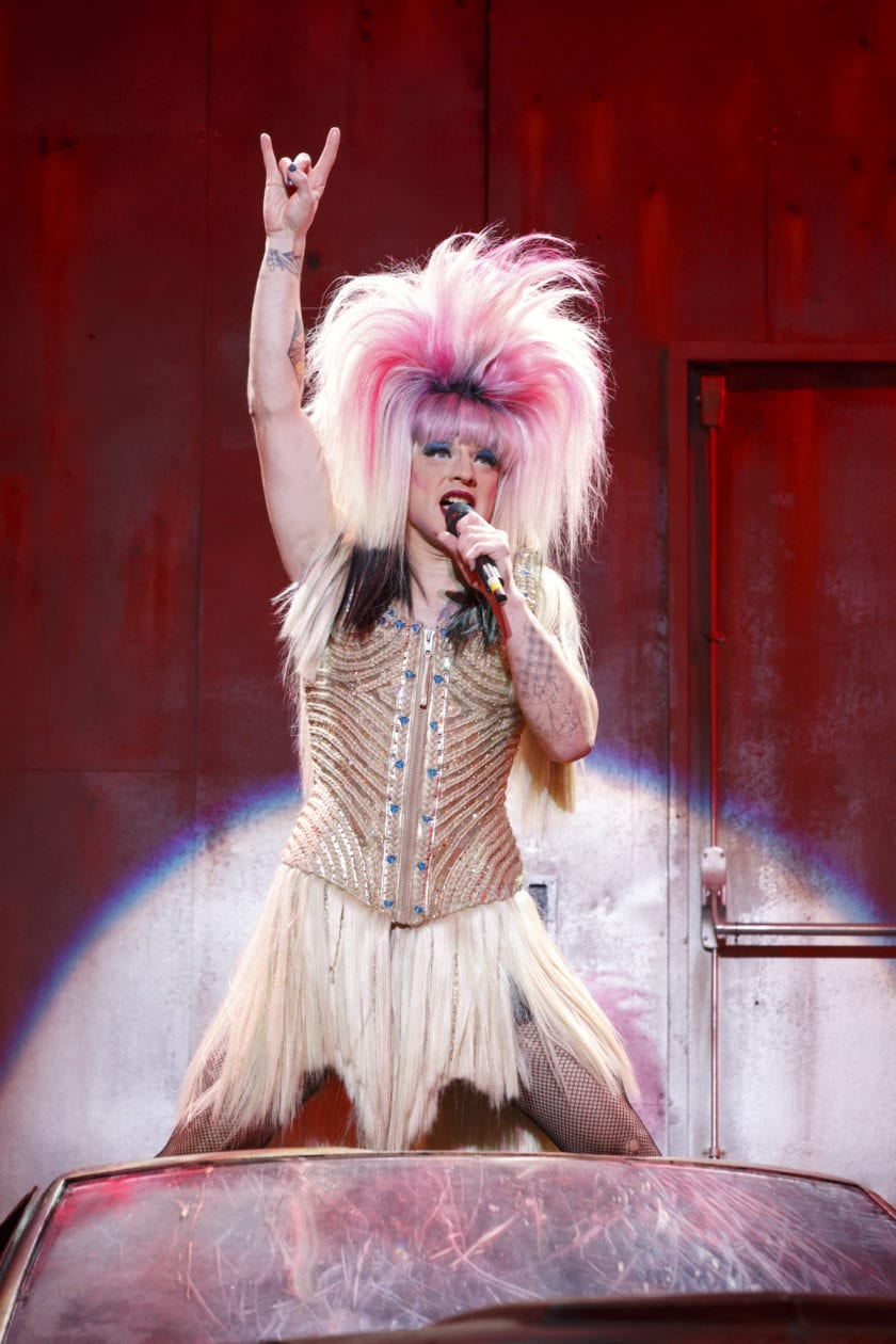 Come to Pride Night with 'Hedwig' at the Winspear tonight