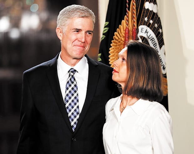 Gorsuch not good for the gays