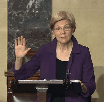 Here's the letter Mitch McConnell wouldn't let Sen. Elizabeth Warren read about Jeff Sessions